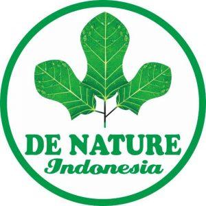 LOGO DE NATURE INDONESIA