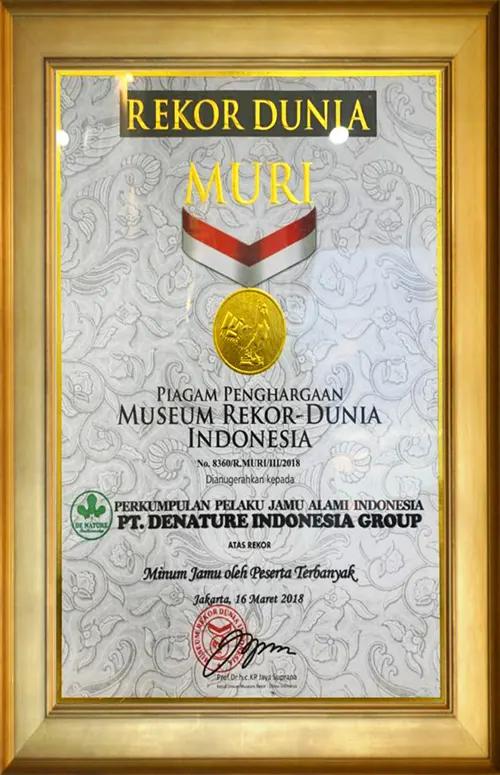 sertifikat-rekor-muri